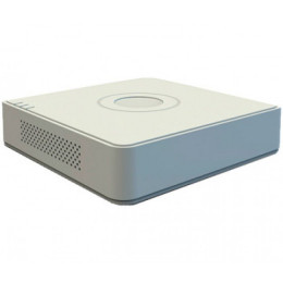 Turbo HD видеорегистратор Hikvision DS-7104HQHI-K1(S)