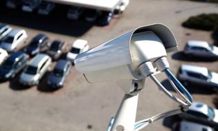 Видеонаблюдение за автомобилем на парковке