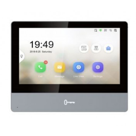 "7"" IP видеодомофон Hikvision DS-KH8350-TE1"