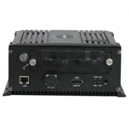 8-канальный IP видеорегистратор Hikvision DS-M7508HNI