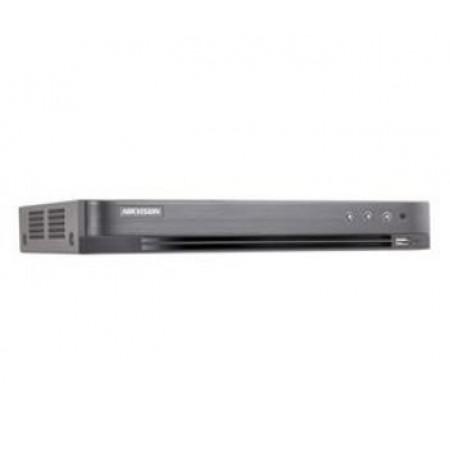 Turbo HD видеорегистратор Hikvision DS-7208HQHI-K2/P (PoC)