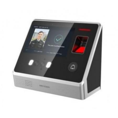 Терминал контроля доступа Hikvision DS-K1T605MF-B