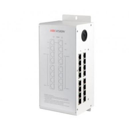 PoE коммутатор для IP систем DS-KAD612