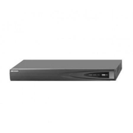 4-х канальный сетевой видеорегистратор c PoE Hikvision DS-7604NI-K1/4P