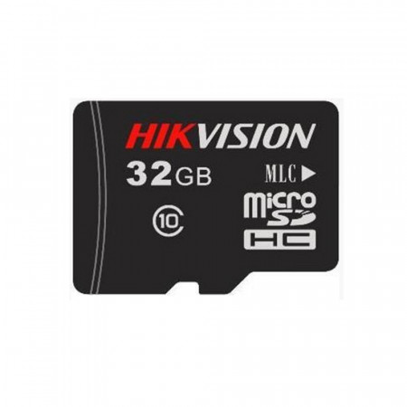 Флеш-карта micro SD Hikvision HS-TF-L2/32G