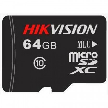 Флеш-карта micro SD Hikvision HS-TF-L2/64G