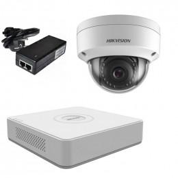 Комплект IP видеонаблюдения Hikvision KIT-DS0151