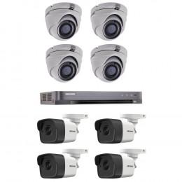 Комплект TurboHD видеонаблюдения Hikvision KIT-DS0263