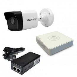 Комплект IP видеонаблюдения Hikvision KIT-DS0133