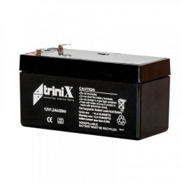 Аккумулятор Trinix АКБ 12V 1.2Ah