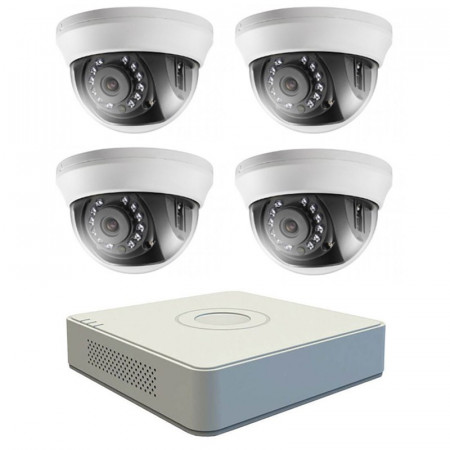 Комплект TurboHD видеонаблюдения Hikvision KIT-DS0174