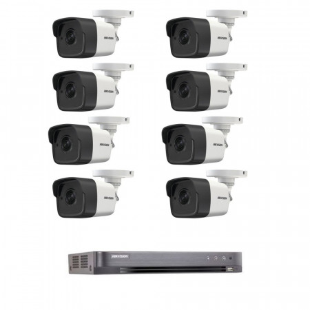 Комплект TurboHD видеонаблюдения Hikvision KIT-DS0269