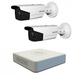 Комплект TurboHD видеонаблюдения Hikvision KIT-DS0185