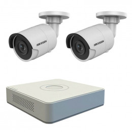 Комплект TurboHD видеонаблюдения Hikvision KIT-DS0177