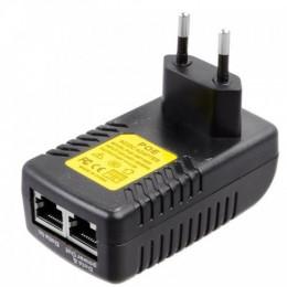 PoE адаптер-инжектор 48В 0.5A POE-INS-003