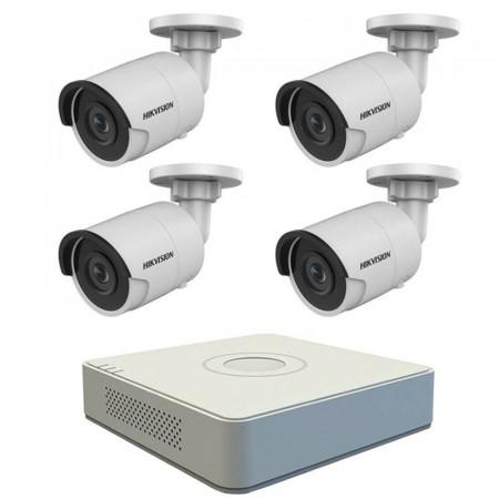 Комплект TurboHD видеонаблюдения Hikvision KIT-DS0175