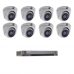 Комплект TurboHD видеонаблюдения Hikvision KIT-DS0268
