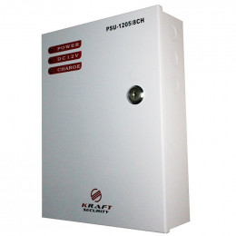 ББП импульсный Kraft PSU-1205/8CH