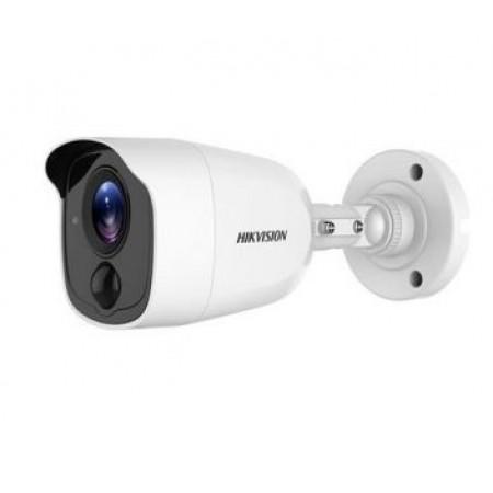 5.0 Мп Turbo HD PIR видеокамера DS-2CE11H0T-PIRL (2.8 мм)