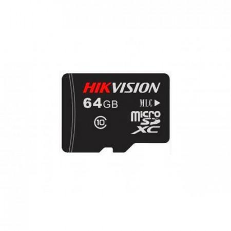 Флеш-карта micro SD Hikvision HS-TF-L2I/64G