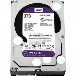 Жесткий диск 3TB 64MB Western Digital WD30PURZ