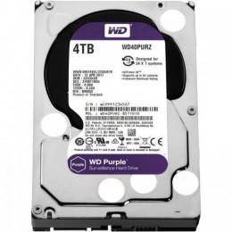 Жесткий диск 4TB 64MB Western Digital WD40PURZ
