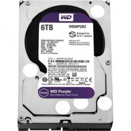 Жесткий диск 6TB 64MB Western Digital WD60PURZ