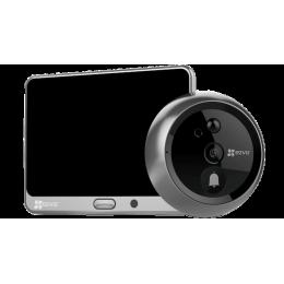 Автономный видеоглазок EZVIZ CS-DP1 Silver