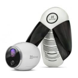1Mп видеоамера EZVIZ с базовой станцией CS-W2S-EUP-B1